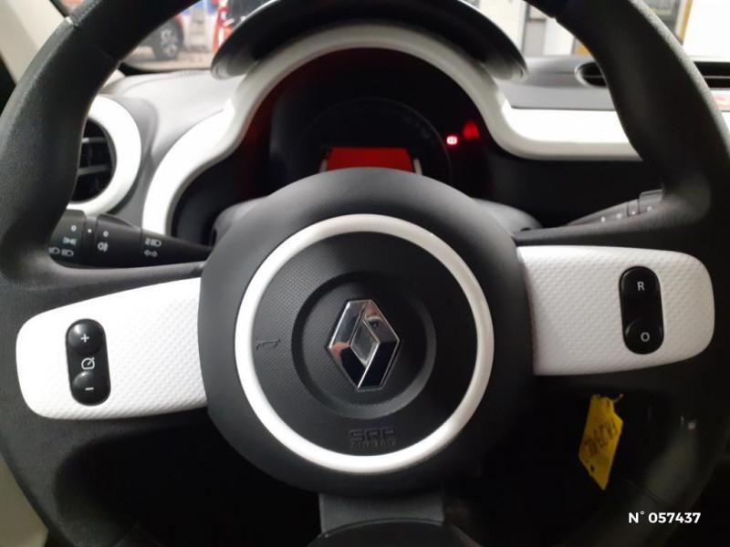 Renault Twingo 1.0 SCe 70ch Limited Euro6c Blanc occasion à Eu - photo n°13