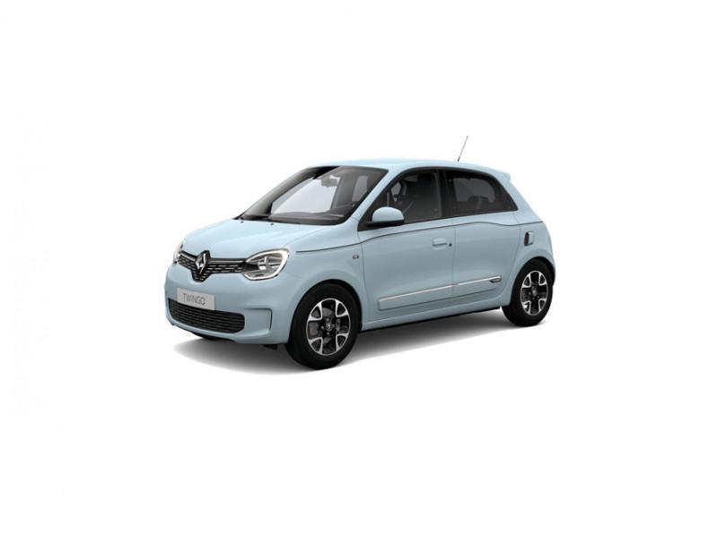Renault Twingo 1.0 SCe 75ch Intens Bleu occasion à DAX CEDEX