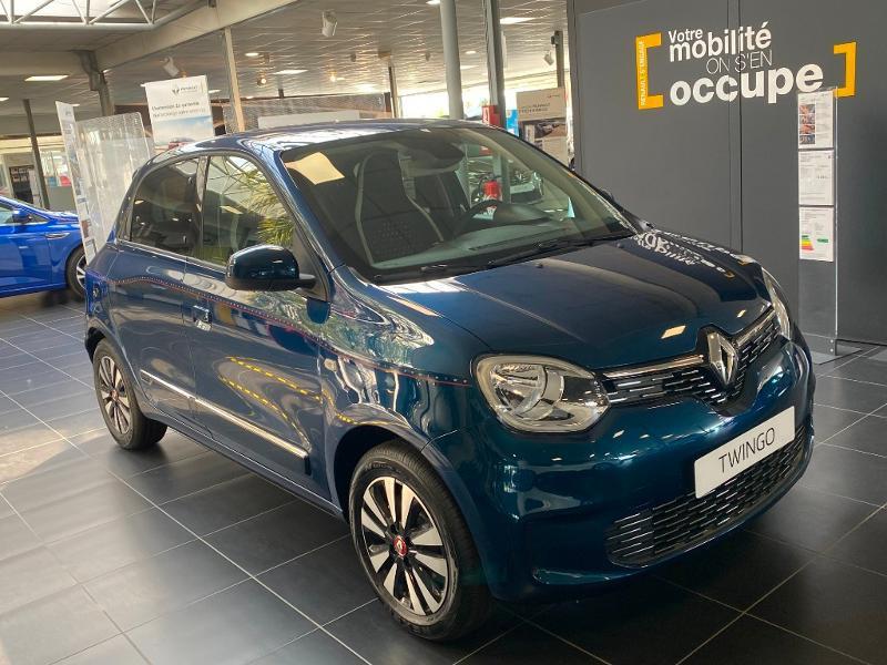 Renault Twingo 1.0 SCe 75ch Signature Bleu occasion à Rodez