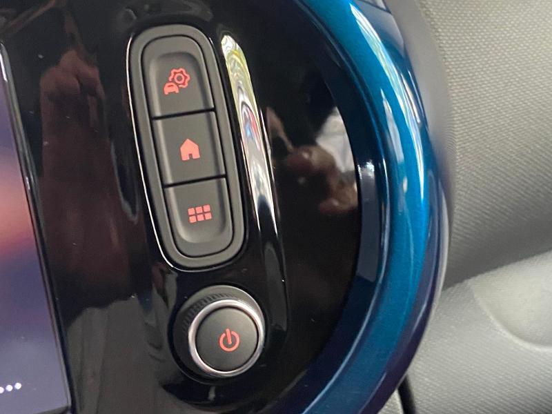 Renault Twingo 1.0 SCe 75ch Signature Bleu occasion à Rodez - photo n°17