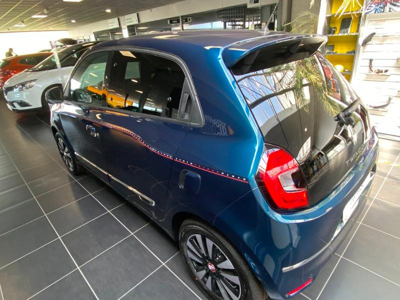 Renault Twingo 1.0 SCe 75ch Signature Bleu occasion à Rodez - photo n°7
