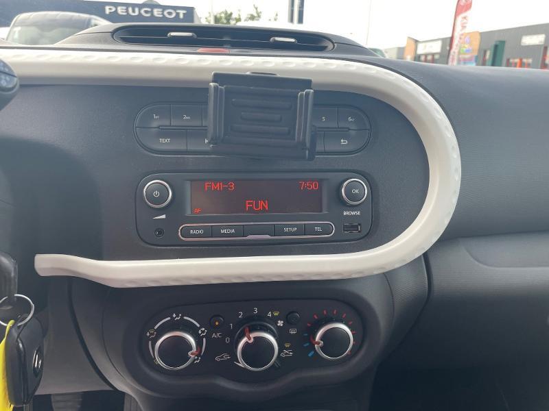 Renault Twingo 1.0 SCe 75ch Zen - 20 Gris occasion à Barberey-Saint-Sulpice - photo n°5