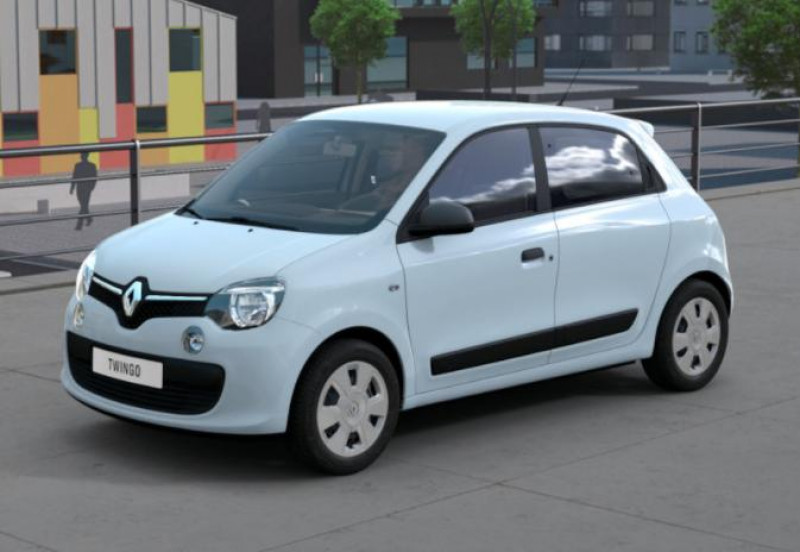 Renault Twingo 1.0 SCe 75ch Zen Bleu occasion à BAYONNE