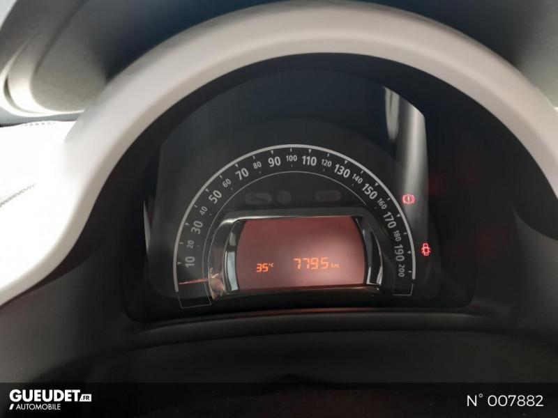 Renault Twingo 1.0 SCe 75ch Zen Blanc occasion à Saint-Just - photo n°12