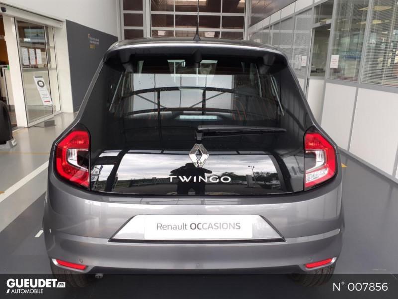 Renault Twingo 1.0 SCe 75ch Zen Gris occasion à Saint-Just - photo n°3