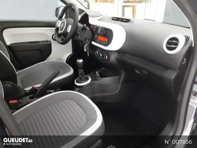 Renault Twingo 1.0 SCe 75ch Zen Gris occasion à Saint-Just - photo n°4