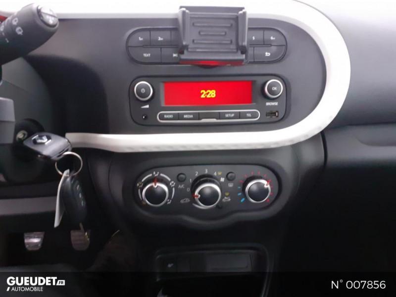 Renault Twingo 1.0 SCe 75ch Zen Gris occasion à Saint-Just - photo n°11