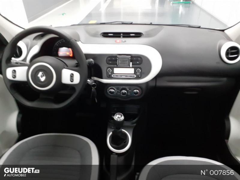 Renault Twingo 1.0 SCe 75ch Zen Gris occasion à Saint-Just - photo n°10
