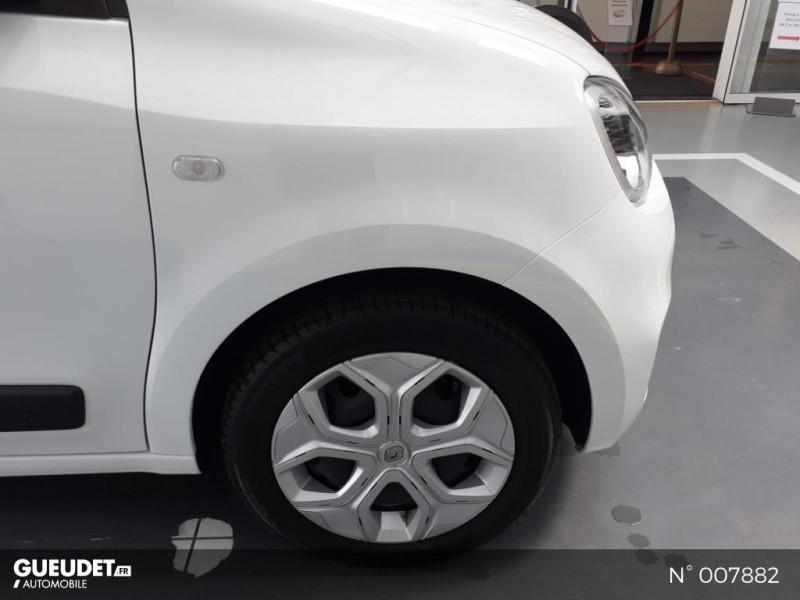 Renault Twingo 1.0 SCe 75ch Zen Blanc occasion à Saint-Just - photo n°9