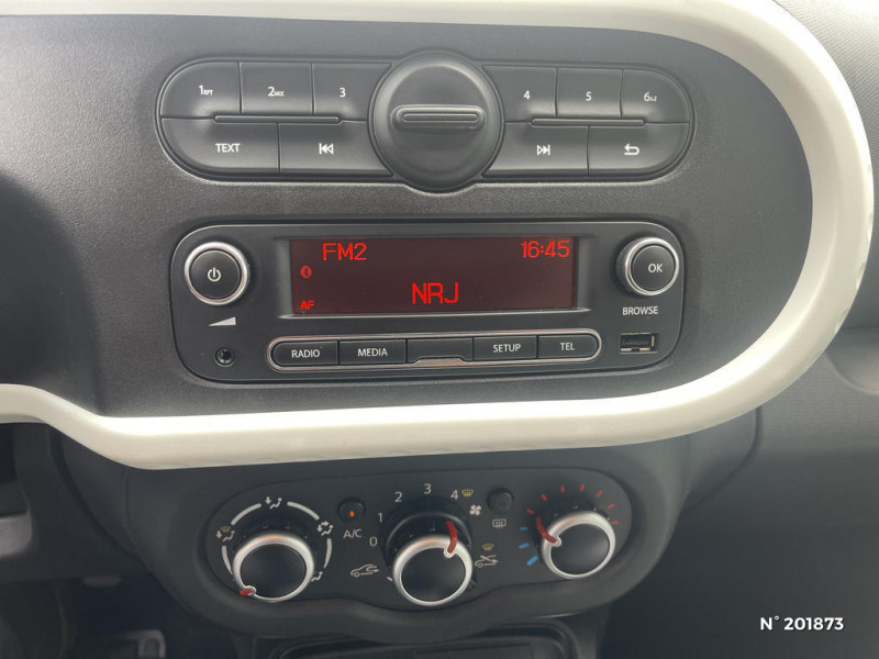 Renault Twingo 1.0 SCe 75ch Zen Bleu occasion à Pont-Audemer - photo n°11