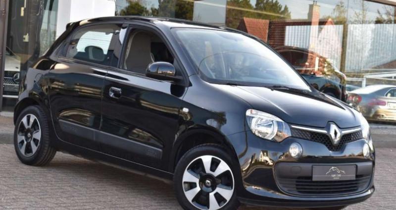 Renault Twingo 1.0i Noir occasion à Ingelmunster - photo n°2