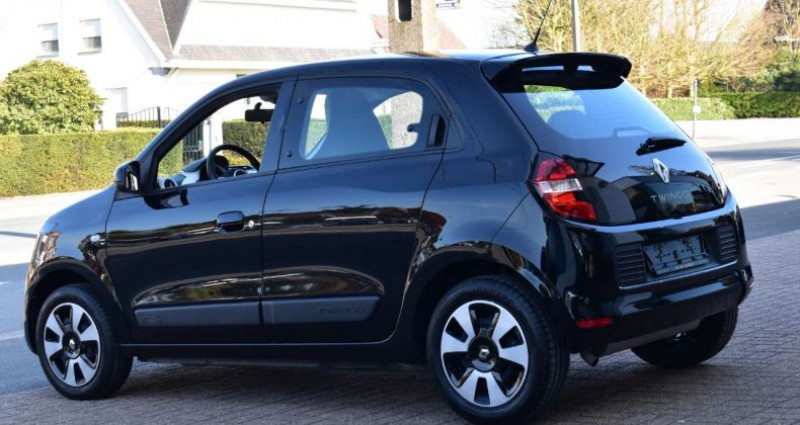 Renault Twingo 1.0i Noir occasion à Ingelmunster - photo n°3