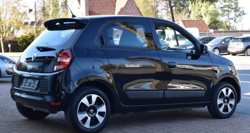 Renault Twingo 1.0i Noir occasion à Ingelmunster - photo n°4