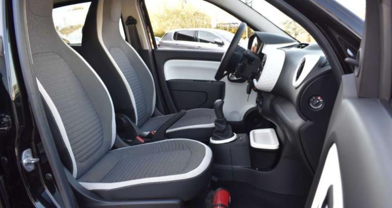 Renault Twingo 1.0i Noir occasion à Ingelmunster - photo n°6