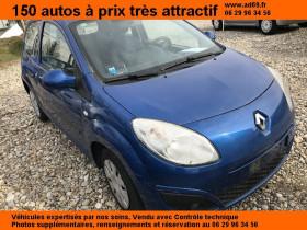 Renault Twingo Bleu, garage VOITURE PAS CHERE RHONE ALPES à Saint-Bonnet-de-Mure