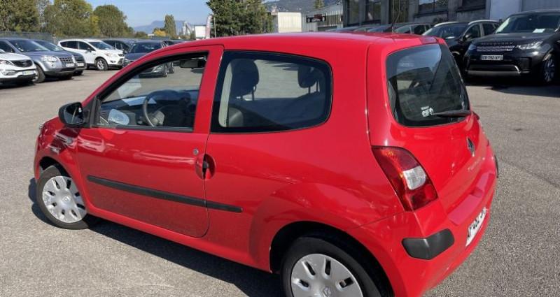 Renault Twingo 1.5 DCI 65CH AUTHENTIQUE Rouge occasion à VOREPPE - photo n°3
