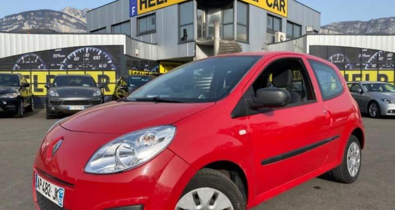 Renault Twingo 1.5 DCI 65CH AUTHENTIQUE Rouge occasion à VOREPPE