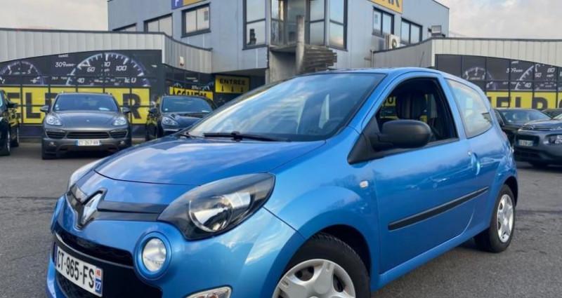 Renault Twingo 1.5 DCI 75CH AUTHENTIQUE ECO² Bleu occasion à VOREPPE