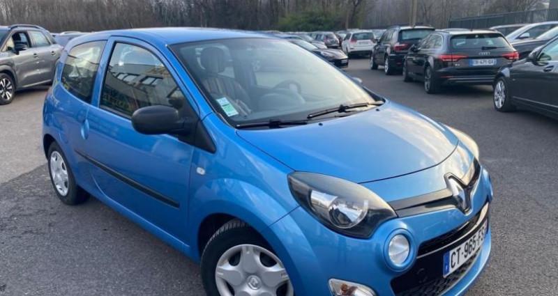 Renault Twingo 1.5 DCI 75CH AUTHENTIQUE ECO² Bleu occasion à VOREPPE - photo n°2