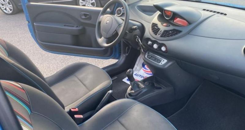 Renault Twingo 1.5 DCI 75CH AUTHENTIQUE ECO² Bleu occasion à VOREPPE - photo n°4