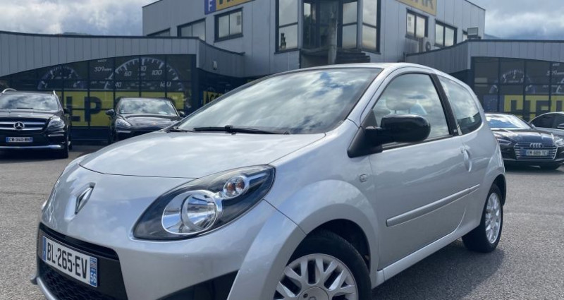 Renault Twingo 1.5 DCI 85CH INITIALE ECO² Gris occasion à VOREPPE