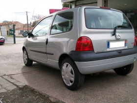 Renault Twingo 12 KENZO Gris occasion à Toulouse - photo n°3