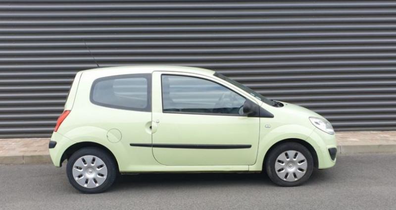 Renault Twingo 2 1.2 60 authentique bv5 o Vert occasion à FONTENAY SUR EURE - photo n°3