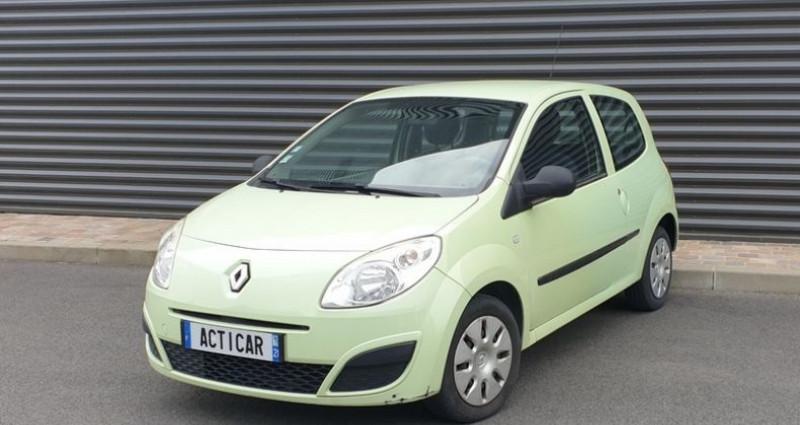 Renault Twingo 2 1.2 60 authentique bv5 o Vert occasion à FONTENAY SUR EURE