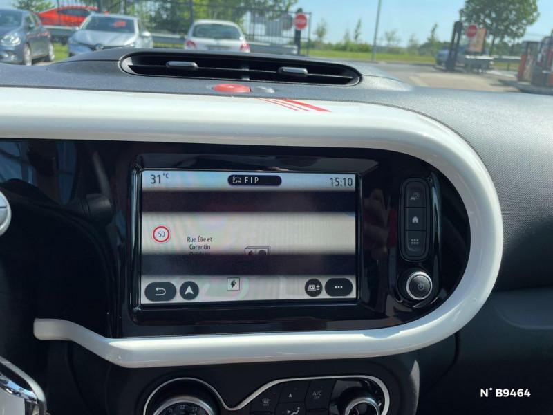 Renault Twingo E-Tech Electric Vibes R80 Achat Intégral - 21 Blanc occasion à Persan - photo n°11