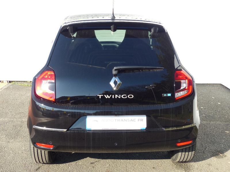 Renault Twingo E-Tech Electric Zen R80 Achat Intégral - 21 Noir occasion à Rodez - photo n°5