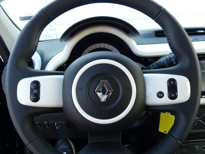 Renault Twingo E-Tech Electric Zen R80 Achat Intégral - 21 Noir occasion à Rodez - photo n°12