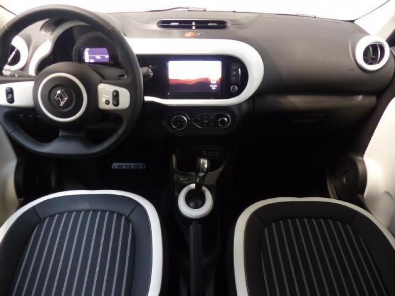 Renault Twingo E-Tech électrique Intens - Achat Intégral Noir occasion à MORLAIX - photo n°5