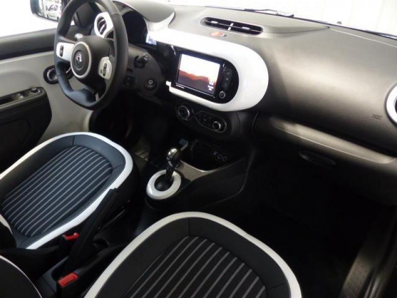 Renault Twingo E-Tech électrique Intens - Achat Intégral Noir occasion à MORLAIX - photo n°6