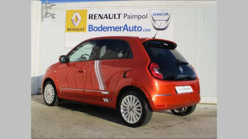 Renault Twingo E-Tech électrique Vibes - Achat Intégral  occasion à PAIMPOL - photo n°2