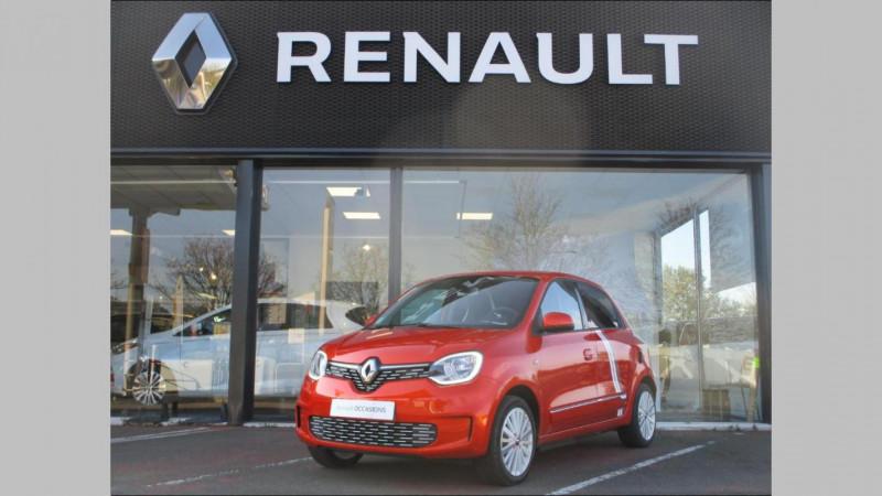 Renault Twingo E-Tech électrique Vibes - Achat Intégral  occasion à PAIMPOL