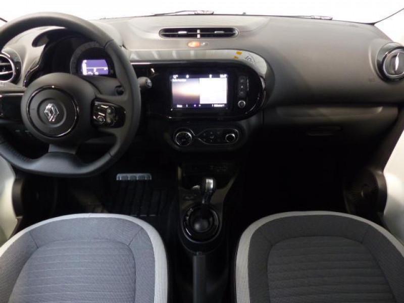 Renault Twingo E-Tech électrique Zen - Achat Intégral Bleu occasion à MORLAIX - photo n°5
