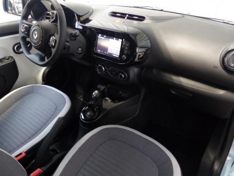Renault Twingo E-Tech électrique Zen - Achat Intégral Bleu occasion à MORLAIX - photo n°6