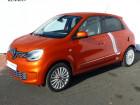 Renault Twingo Electric Vibes R80 Achat Intégral Orange à Figeac 46
