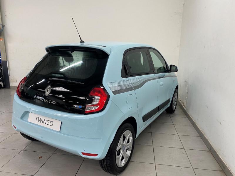 Renault Twingo Electric Zen R80 Achat Intégral Bleu occasion à QUIMPER - photo n°5
