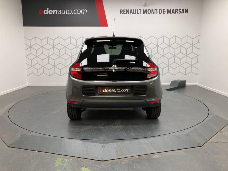 Renault Twingo III 0.9 TCe 90 Energy E6C Intens Gris occasion à Mont de Marsan - photo n°8