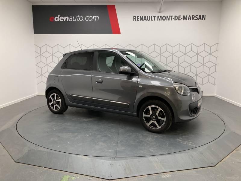 Renault Twingo III 0.9 TCe 90 Energy E6C Intens Gris occasion à Mont de Marsan - photo n°12
