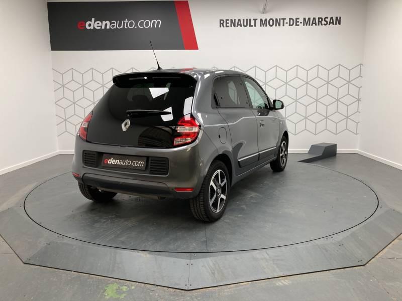 Renault Twingo III 0.9 TCe 90 Energy E6C Intens Gris occasion à Mont de Marsan - photo n°9