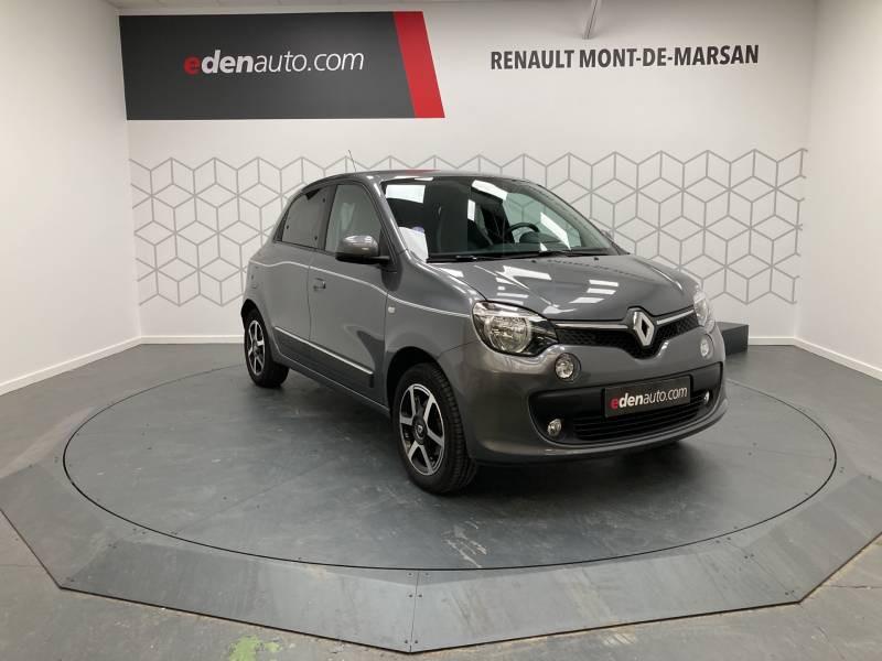 Renault Twingo III 0.9 TCe 90 Energy E6C Intens Gris occasion à Mont de Marsan - photo n°13
