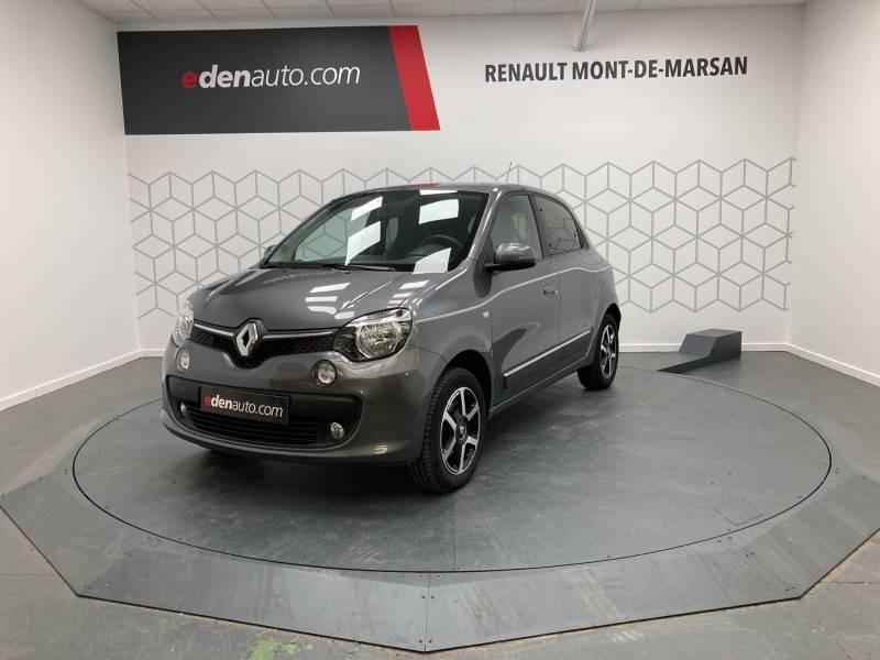 Renault Twingo III 0.9 TCe 90 Energy E6C Intens Gris occasion à Mont de Marsan