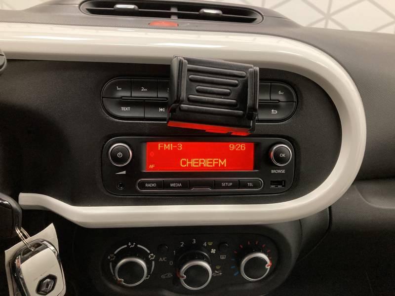 Renault Twingo III 0.9 TCe 90 Energy E6C Intens Gris occasion à Mont de Marsan - photo n°3