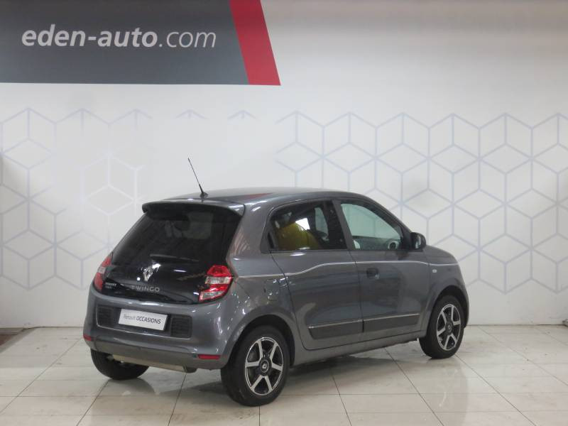 Renault Twingo III 0.9 TCe 90 Energy E6C Intens Gris occasion à BAYONNE - photo n°2