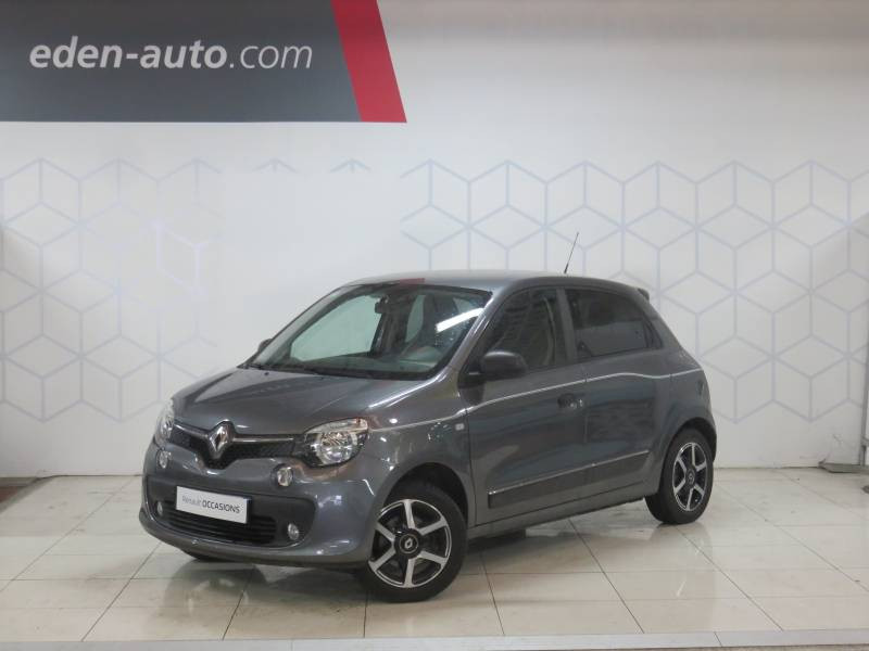 Renault Twingo III 0.9 TCe 90 Energy E6C Intens Gris occasion à BAYONNE