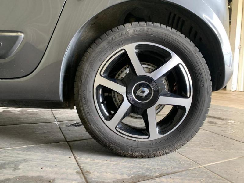 Renault Twingo III 0.9 TCe 90 Energy Intens Gris occasion à CONCARNEAU - photo n°3