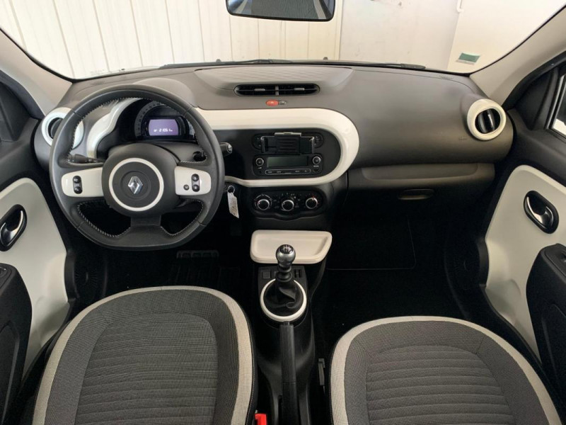 Renault Twingo III 0.9 TCe 90 Energy Intens Gris occasion à CONCARNEAU - photo n°9