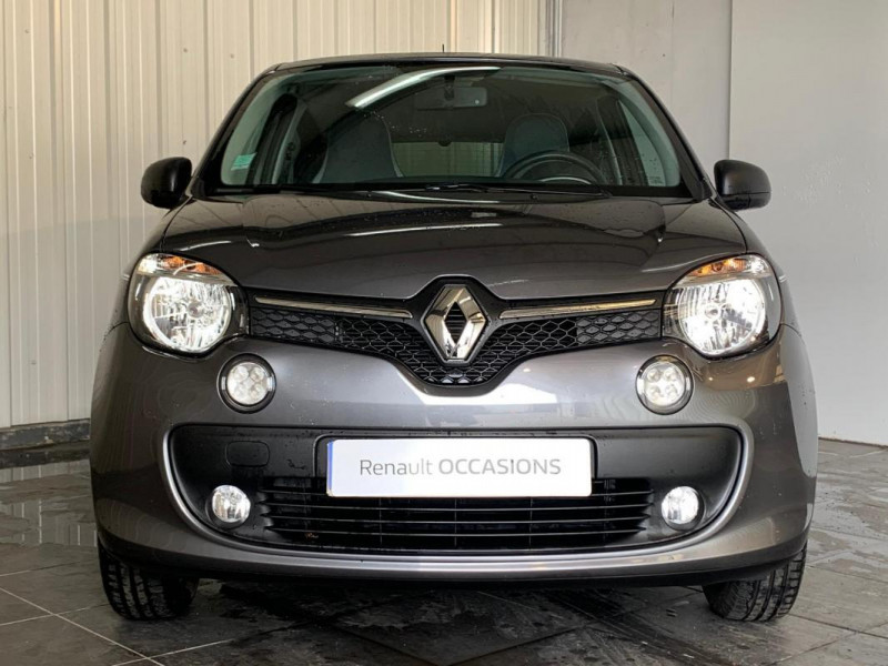 Renault Twingo III 0.9 TCe 90 Energy Intens Gris occasion à CONCARNEAU - photo n°10
